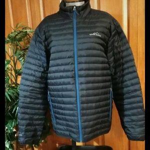 Eddie Bauer Down Jacket (XL)